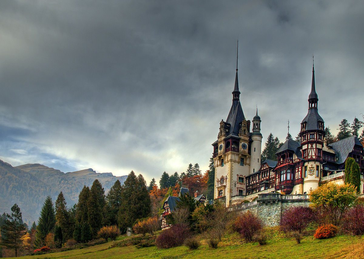 Return to medieval times and experience Traditional Transylvania