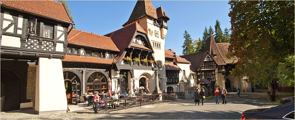 Holidays in Sinaia